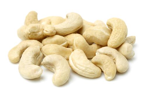 Kešu ořechy jsou jako droga