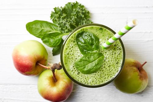 Smoothie recepty plné jablek