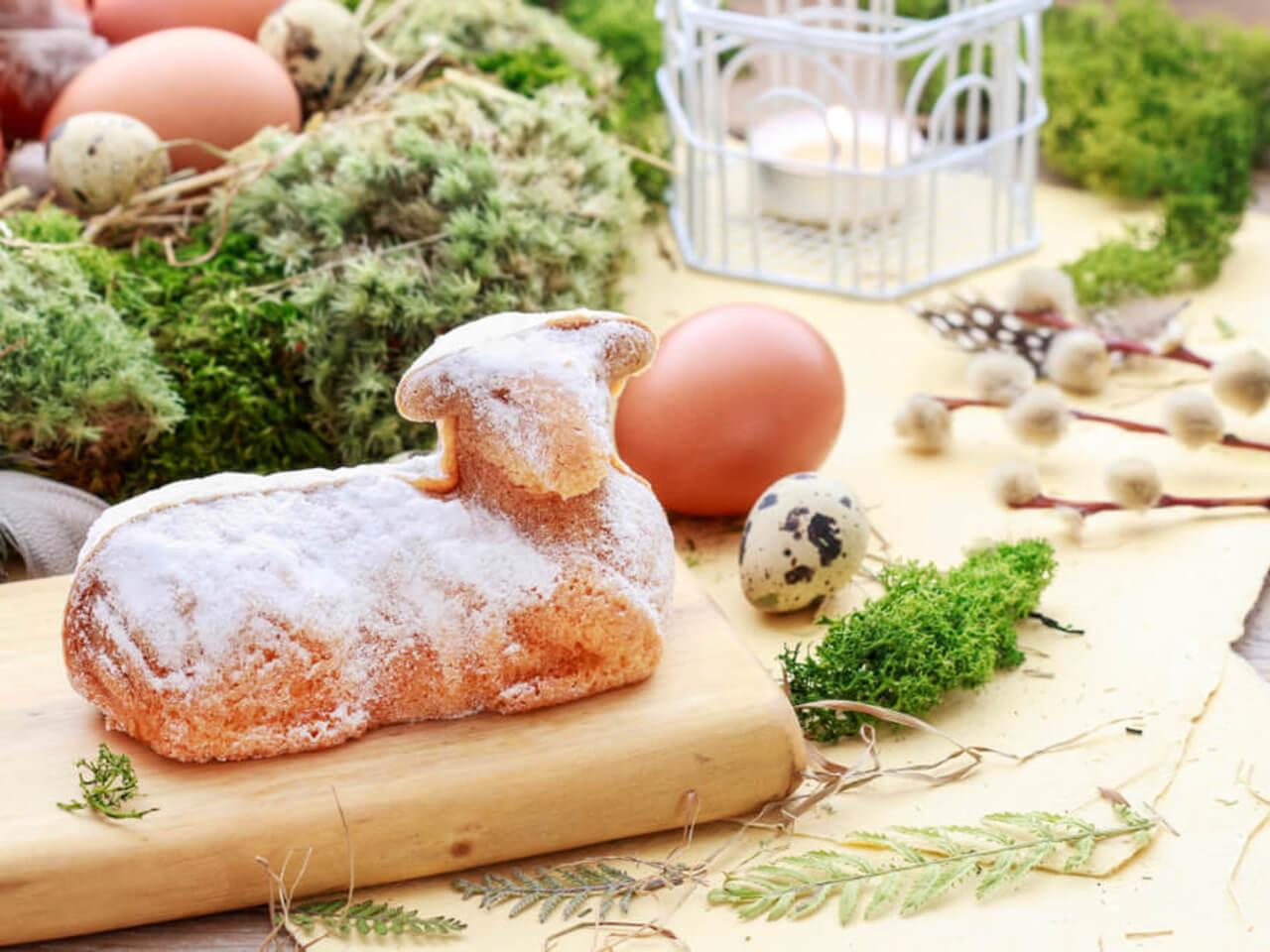 Zdravější tradice: Velikonoční beránek s proteinem a bez cukru