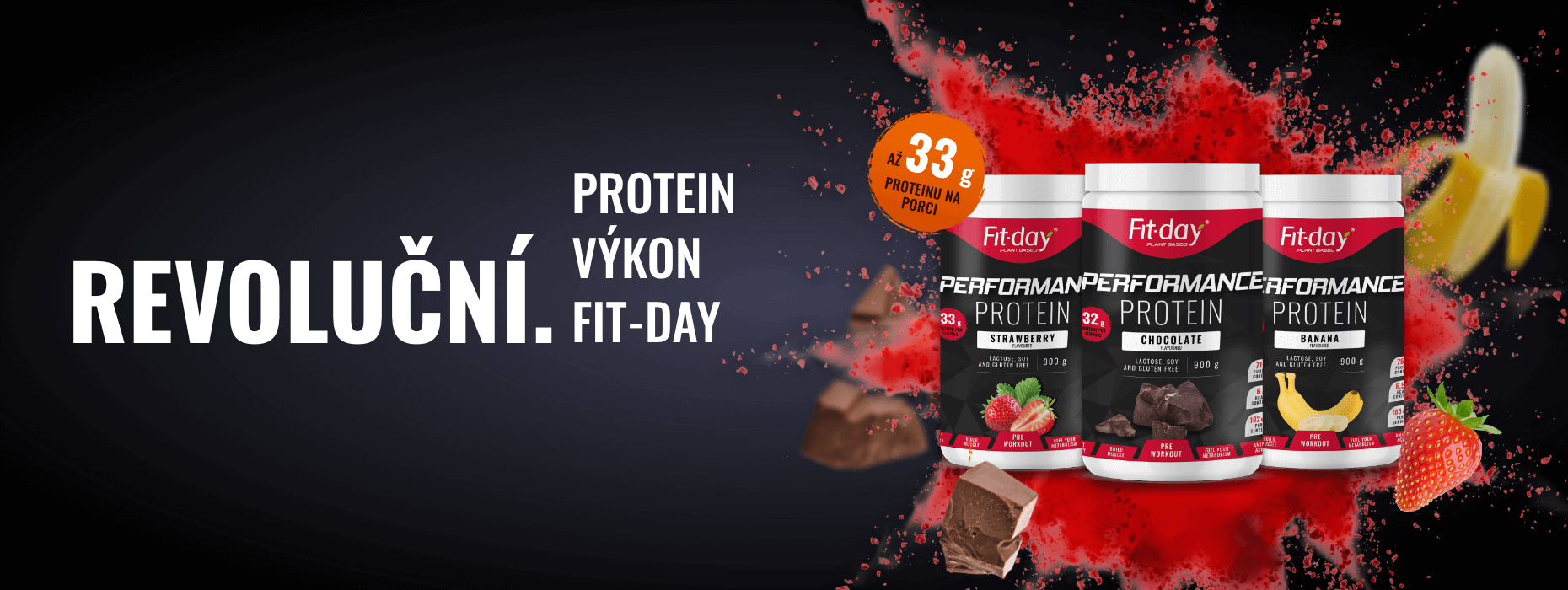 Fit-day protein performance