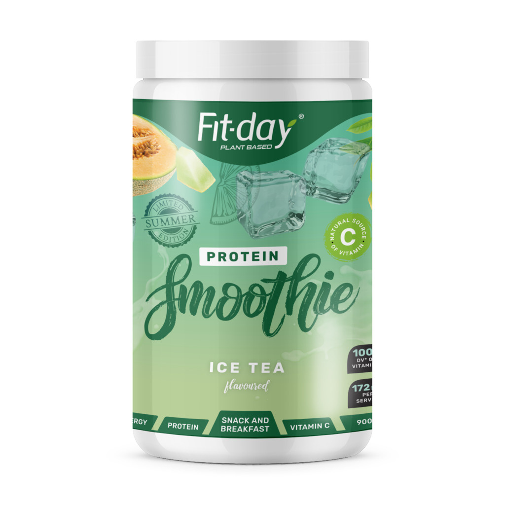 Fit day smoothie ice tea summer limited edition