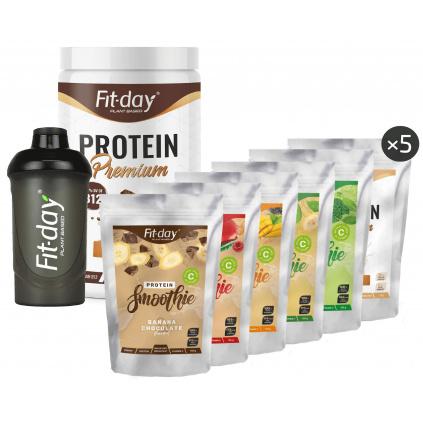 Santiagova dieta 1.fáze 0-12 den (75 porcí)