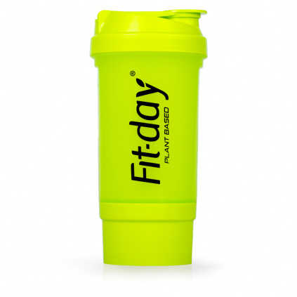 Fitday shaker zeleny1
