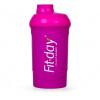 Fit-day Shaker růžový 600 ml
