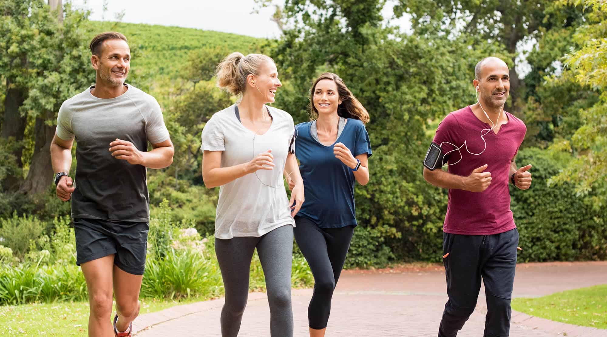 Běh - jogging při nachlazení? Neriskujte!
