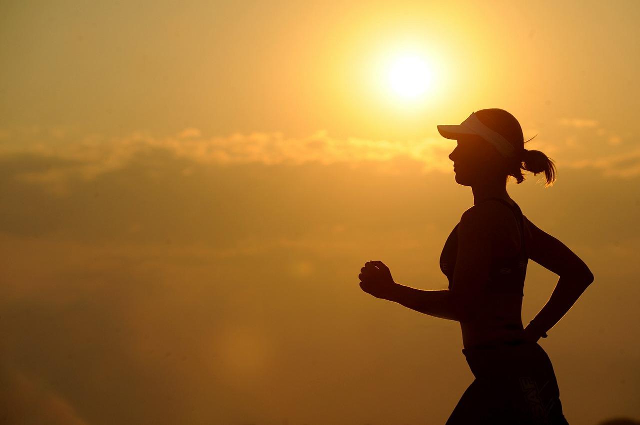 8 tipů, jak cvičit v horku
