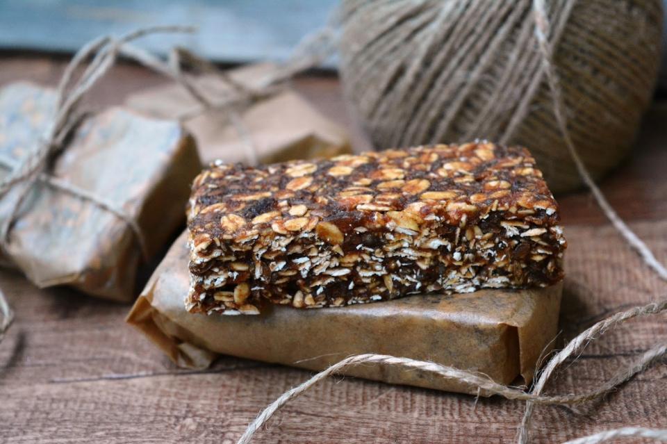 9 receptů na nejchutnější proteinové tyčinky