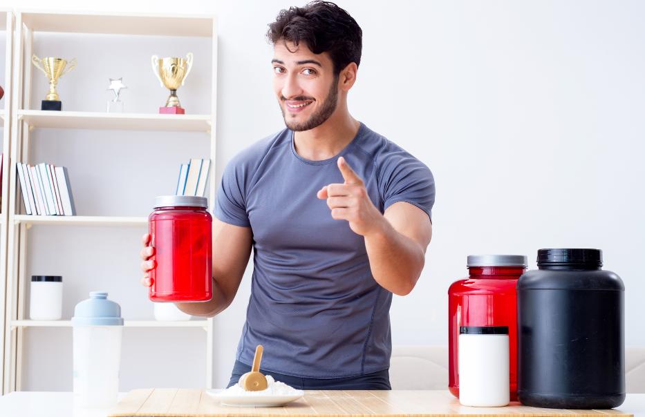 Tipy na doplňky výživy pro zlepšení výkonosti a síly ...