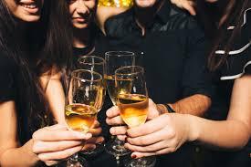 Silvestrovský manuál jak pít alkohol a nepřibrat ...