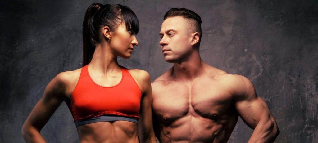 Pravidla pro nabírání svalů a spalování tuků