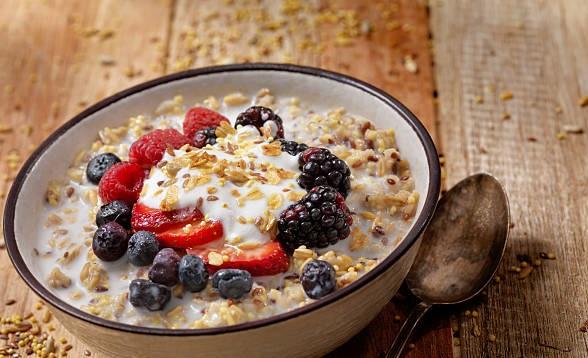 Domácí proteinová kaše - Recept, který zvládne každý