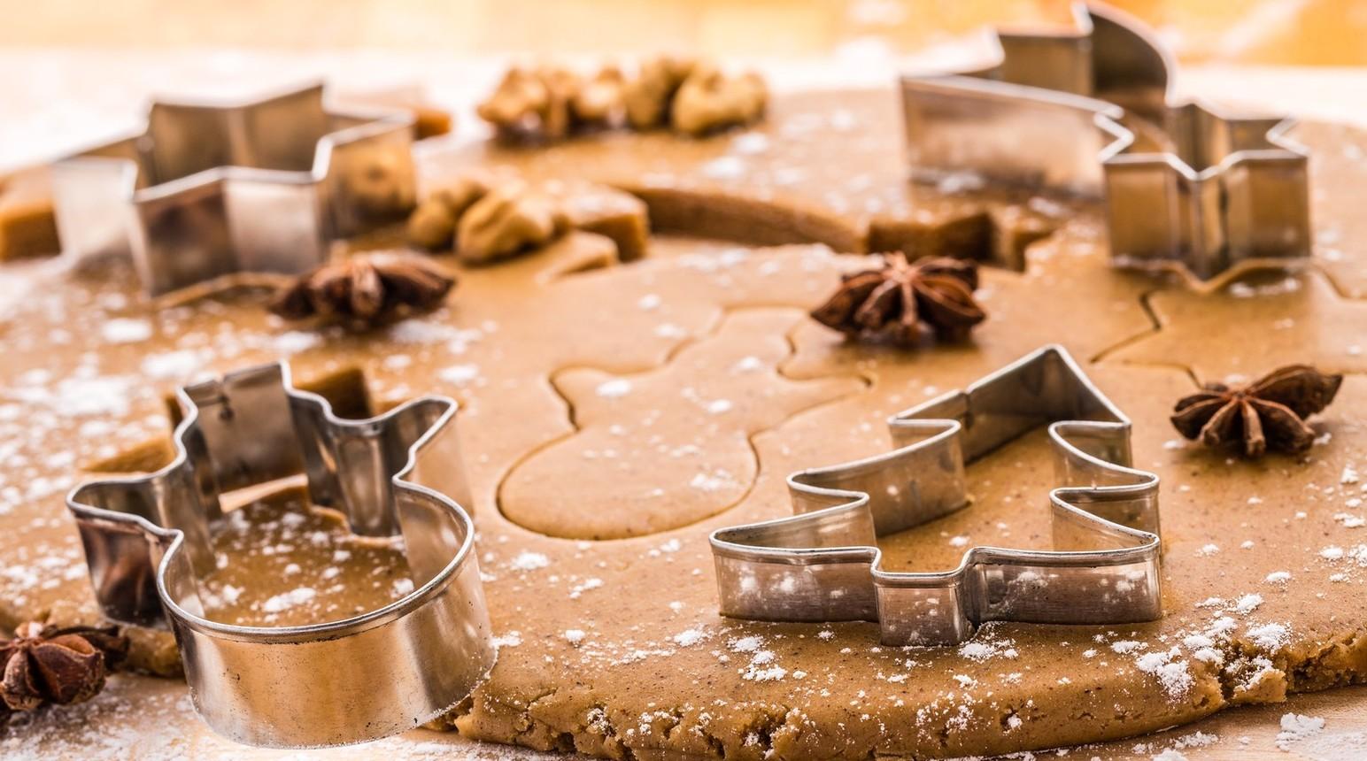 FITNESS vánoční cukroví - osvědčené recepty
