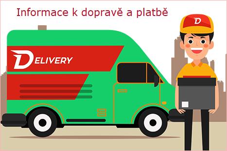 Informace k dopravě a platbě