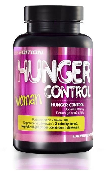 Ladylab Hunger Control obsahuje přírodní látky, kteér potlačují chuť k jídlu a napomáhá hubnutí bez nepříjemného pocitu hladu!