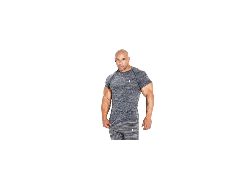 kEVIN LEVRONE LM T shirt 01 LM Compression DARK GREY1