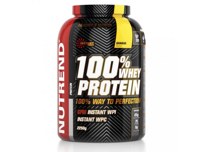 nutrend 100 whey 2250g