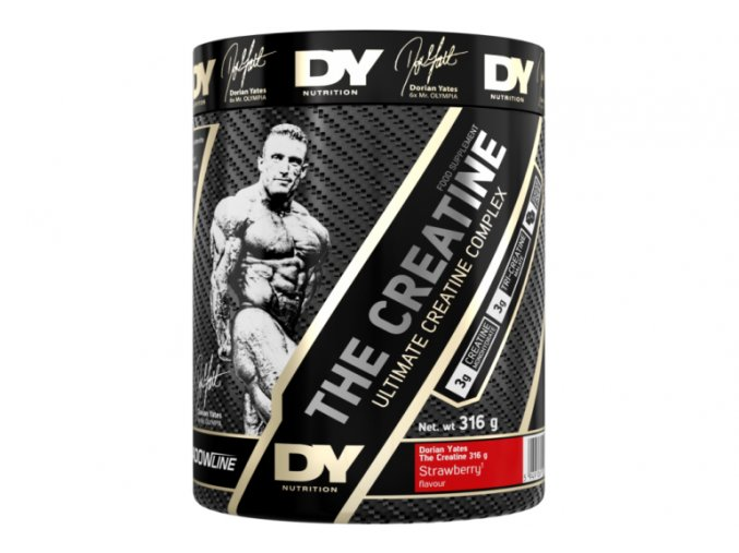 Dorian Yates The Creatine 316 g
