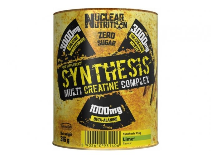 Nuclear SYNTHESIS - 316g - Kreatinová směs