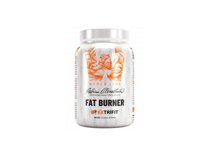extrifit.fat.burner.women.line.100.kapsli