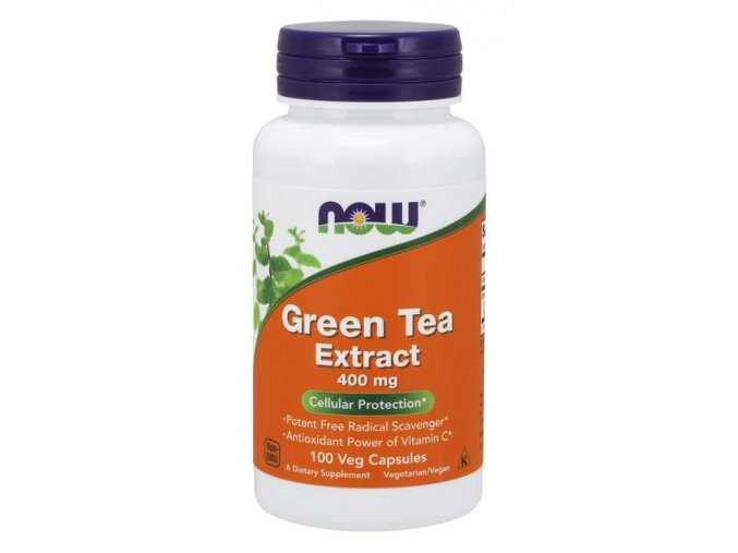 now green tea 100cps