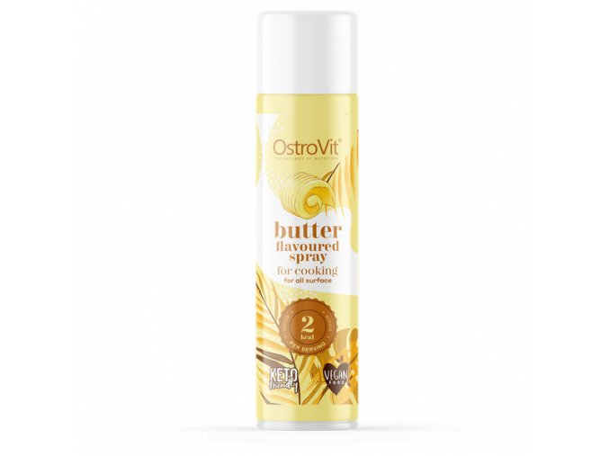 eng pl OstroVit Cooking Spray Butter flavoured 250 ml 25909 1