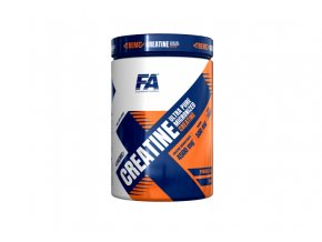 Fitness Authority XTREME Creatine - 500 g - Mikronizovaný kreatin