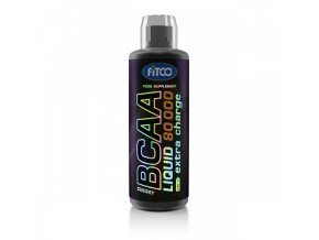 Fitco BCAA liquid 80.000 mg - 1000 ml - Tekuté BCAA