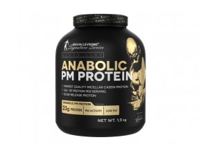 Kevin Levrone Anabolic PM Protein - 1500 g - Noční protein