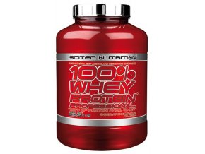 scitec 100 whey protein professional