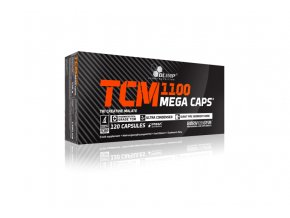 OLIMP TCM 1100 mg Mega Caps - 120 kapslí - směs kreatinů