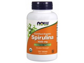 now spirullina 120tbl