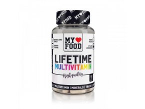My Food Lifetime Multivitamín - 60 tablet - Multivitamín