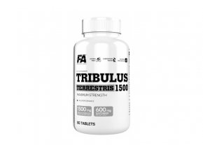 Fitness Authority Tribulus 1500 mg - 90 tablet - Podpora testosteronu