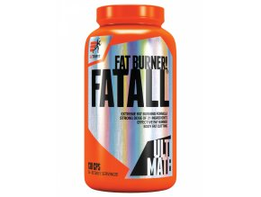 Extrifit Fatall Fat Burner 130 tablet