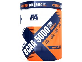 Fitness Authority XTREME BCAA 5000 - 400 g - Instantní BCAA