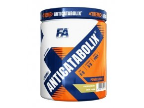 Fitness authority XTREME Anticatabolix - 500 g - BCAA s glutaminem