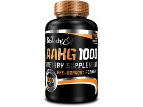 biotech usa l arginine aakg 1000mg  100 tablet
