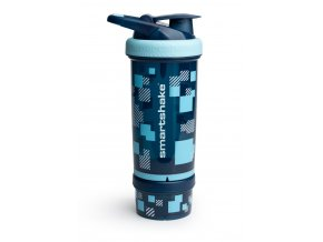 Smart shaker Pixel blue