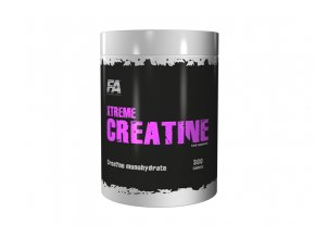 Fitness Authority XTREME Creatine - 300 tablet - Tabletový kreatin monohydrát