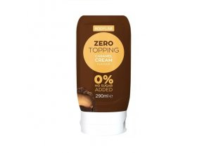 Bodylab Zero topping Karamel 290 ml