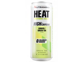 Nutramino HEAT Drink green tea