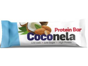 Czech Virus coconela protein bar - 45 g