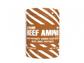 Fitness Authority XTREME Beef Amino - 300 tablet - Hovězí aminokyseliny