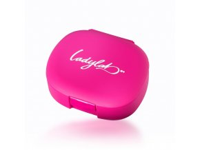 ladylab pill box pink