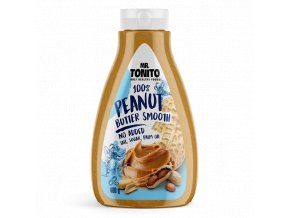 Mr Tonito Peanut Butter Smooth