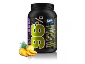 fitco beef protein 96 1050g ananas