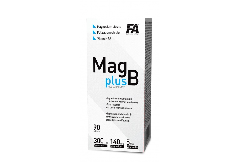 Fitness Authority MAG PLUS B - 90 tbl