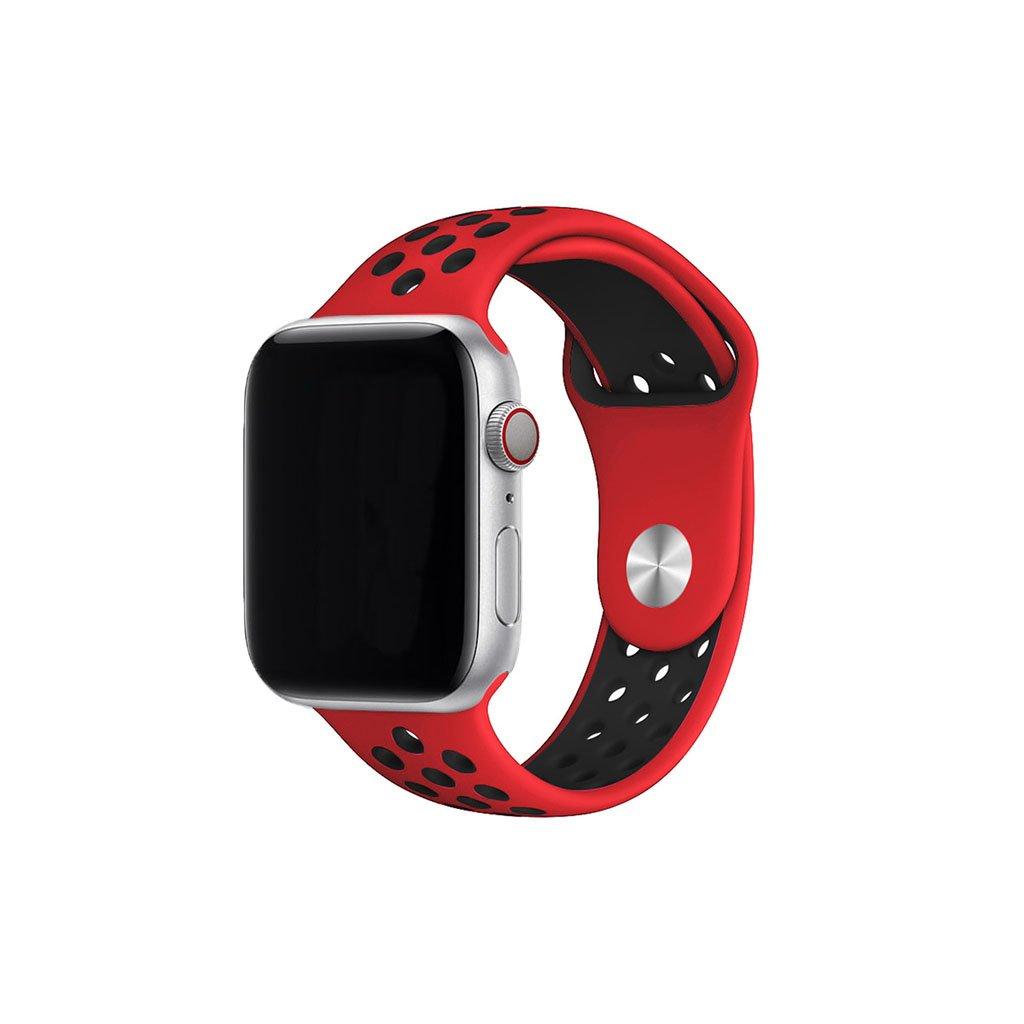 sport red black