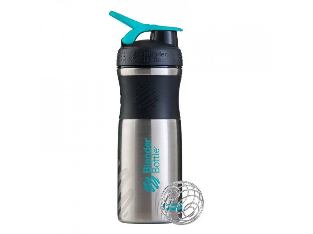 Blender Bottle Sport Mixer® nerezový