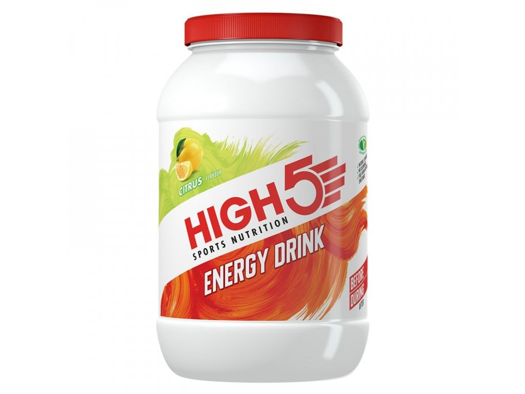 High5 Energy Drink 2,2 kg citrus